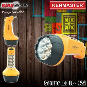 Senter LED LP-722 Kenmaster