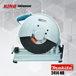Mesin Pemotong Besi / Cut Off Makita 2414 NB
