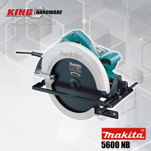 Mesin Gergaji Kayu / Circular Saw Makita 5600 NB