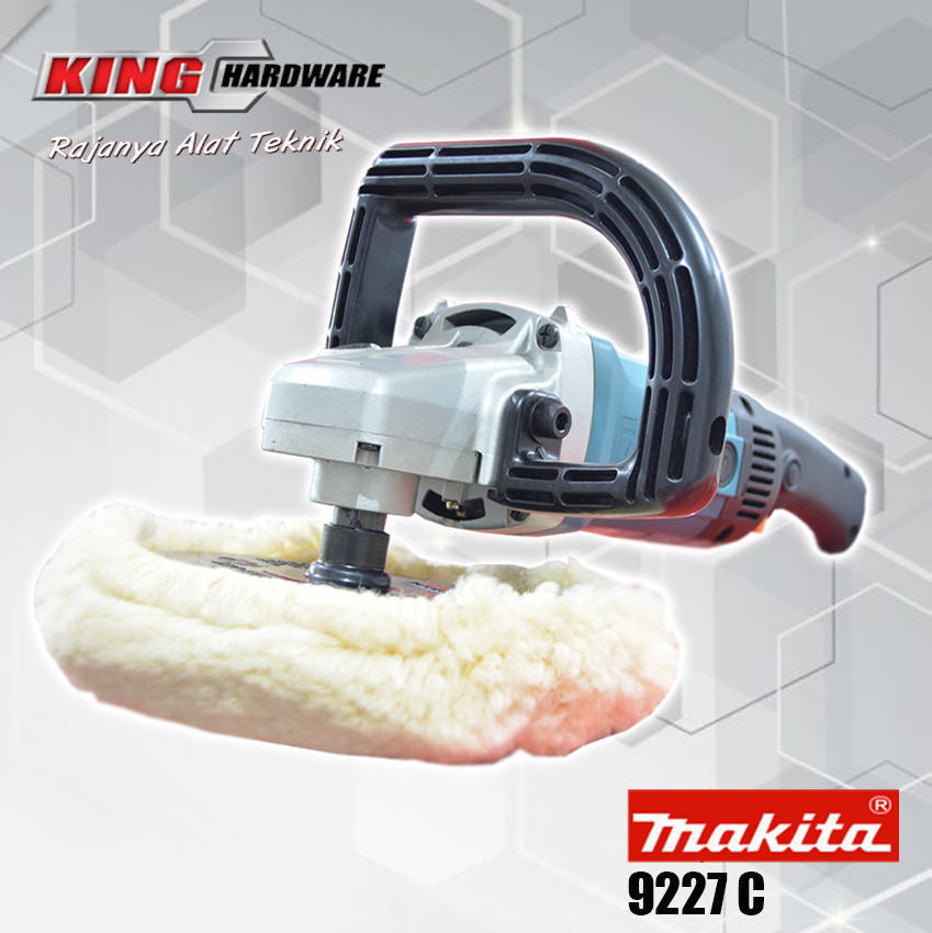 Mesin Poles / Polisher Makita 9227 C