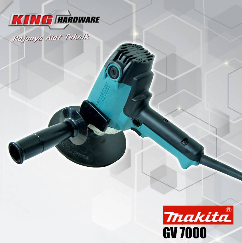 Mesin Poles / Polisher Amplas Makita GV 7000