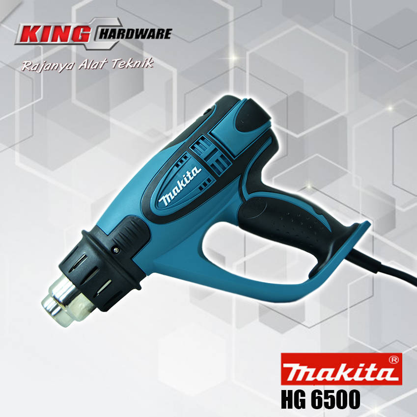 Hot Air Gun Makita HG 6500