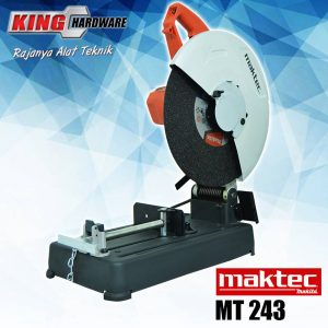 Mesin Pemotong Besi / Cut Off Maktec MT 243