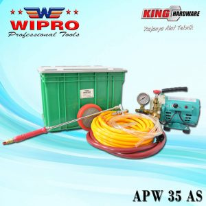 AC Cleaner / Pembersih AC Wipro APW 35 AS