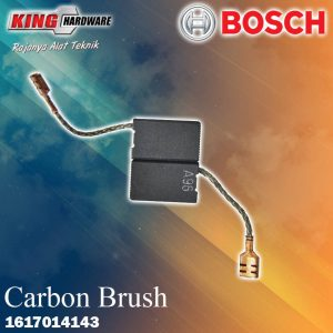Carbon Brush Original Bosch 1617014143