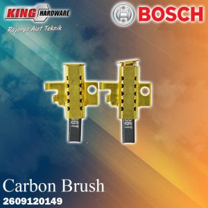 Carbon Brush Original Bosch 2609120149