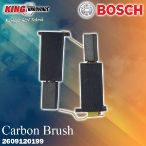 Carbon Brush Original Bosch 2609120199