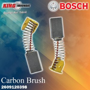 Carbon Brush Original Bosch 2609120398