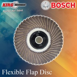 Amplas Flexible Flap Disc P220 100 X 16 mm Bosch