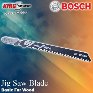 Mata Jig Saw T 111 C Bosch Basic For Wood