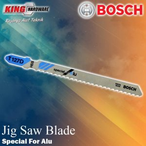 Mata Jig Saw T 127 D Bosch Special For Alu