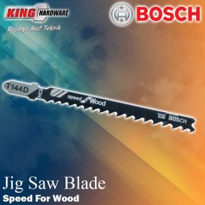 Mata Jig Saw T 144 D Bosch Speed For Wood