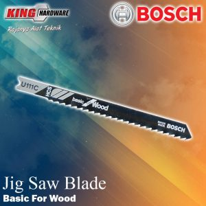 Mata Jig Saw U 111 C Bosch Basic For Wood