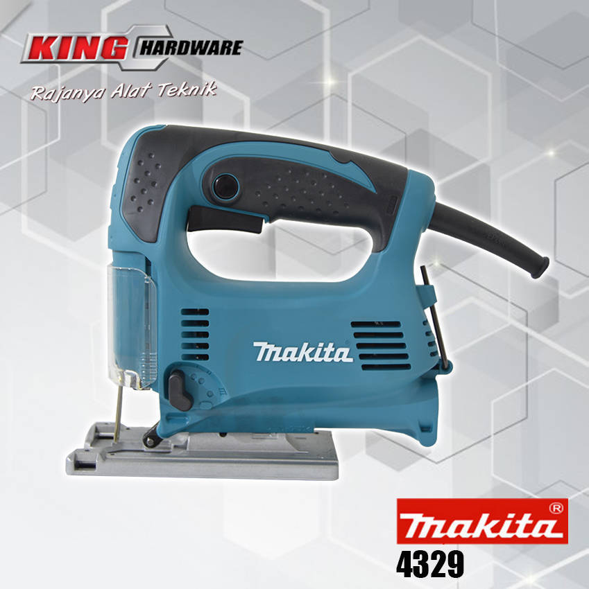 Mesin Gergaji Ukir / Jig Saw Makita 4329
