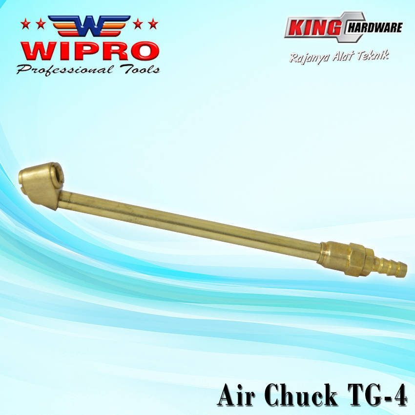 Air Chuck 9 Inch Wipro TG 4