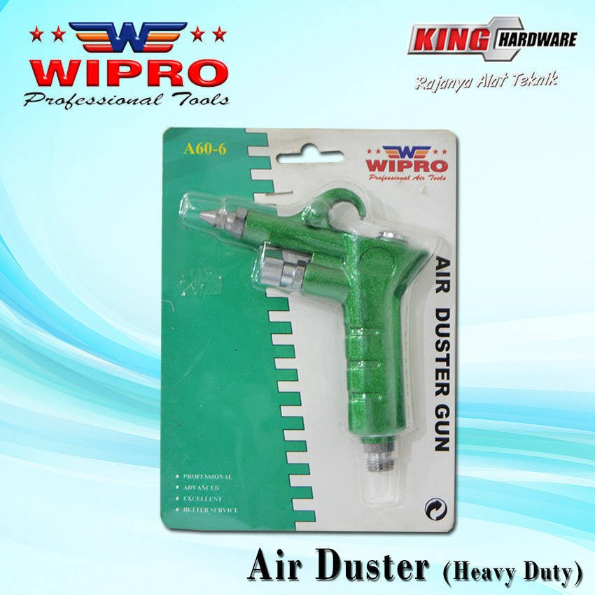 Air Duster Gun Heavy Duty Wipro A60-8