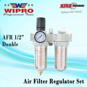 Air Filter Compressor Double 1/2 Inch Wipro
