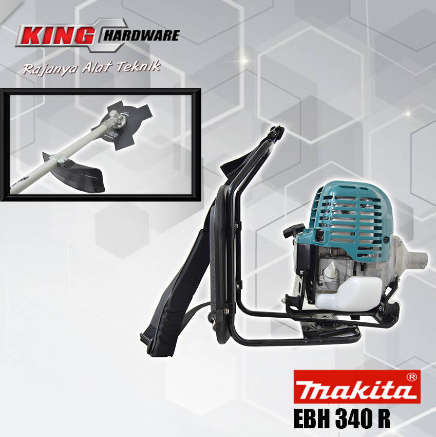 Mesin Pemotong Rumput / Brush Cutter Makita EBH 340 R