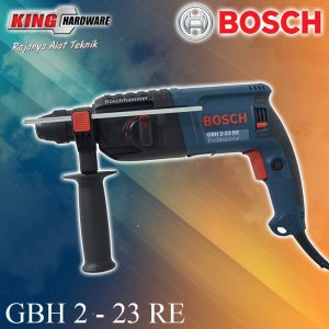 Bor Rotary Hammer Bosch GBH 2-23 RE