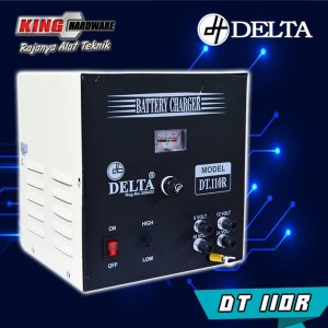 Battery Charger Cas Aki Delta DT110R 10A