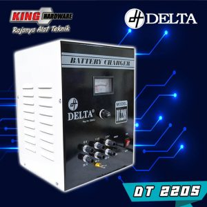Battery Charger Cas Aki Delta DT220S 20A