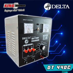 Battery Charger Cas Aki Delta DT440C 40A