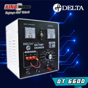 Battery Charger Cas Aki Delta DT660D 60A