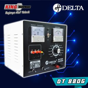 Battery Charger Cas Aki Delta DT880G 80A