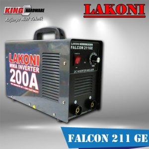 Travo Las Inverter Lakoni Falcon 211 GE
