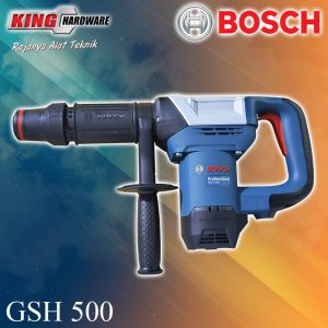 Mesin Bor Demolition Hammer Bosch GSH 500
