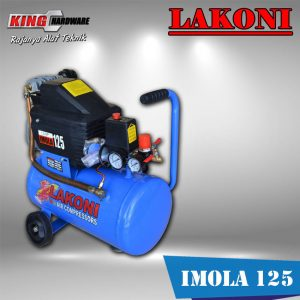 Compressor Portable Lakoni Imola 125 1 HP