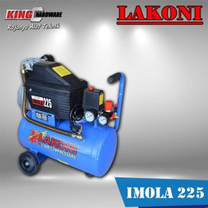 Compressor Portable Lakoni Imola 225 2 HP