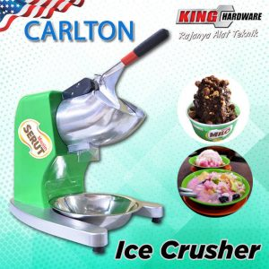 Mesin Serut Es Ice Crusher Carlton