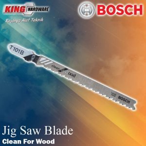 Mata Jig Saw T 101 B Bosch Clean For Wood