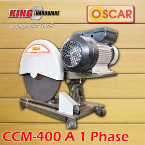 Mesin Pemotong Besi / Cut Off Oscar 16 Inch 1 Phase