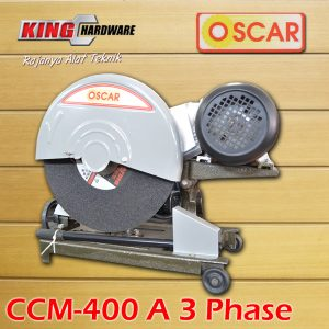 Mesin Pemotong Besi / Cut Off Oscar 16 Inch 3 Phase