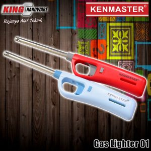 Gas Lighter 01 / Korek Api Gas Kenmaster
