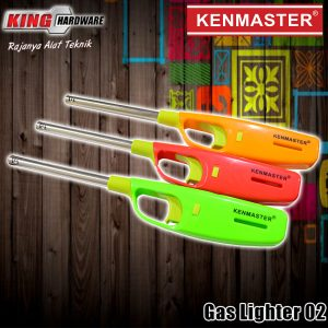 Gas Lighter 02 / Korek Api Gas Kenmaster