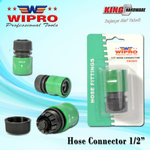 "Waterstop Hose Connector 1/2"" YM5810 Wipro"