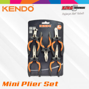Tang Mini Set Kendo 5 Pcs (KD-85102)