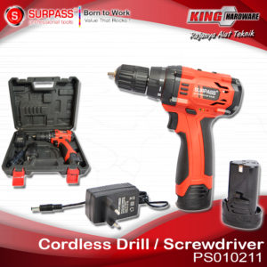 Bor Cordless / Bor Cas Surpass PS010211