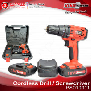 Bor Cordless / Bor Cas Surpass PS010311