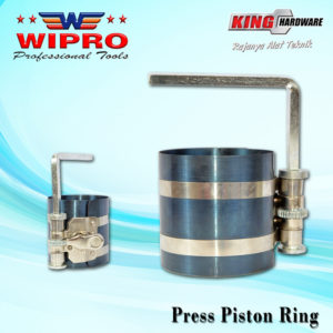 "Piston Ring Compressor Wipro 4"" WP 1091B"
