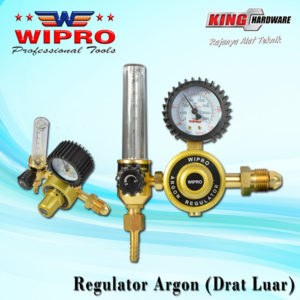 Regulator Argon Wipro ArR-03K