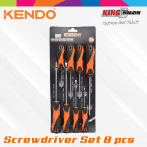 Obeng Set Kendo 8 Pcs (KD-85115)