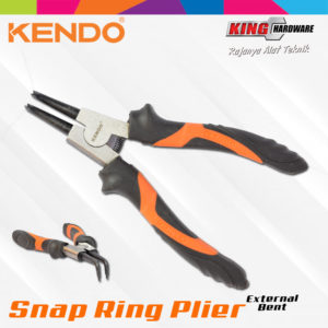 Tang Snap Ring Kendo External Bent (KD-11512)