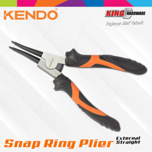 Tang Snap Ring Kendo External Straight (KD-11511)