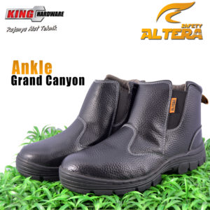 Sepatu Safety ALTERA Ankle Slip On Grand Canyon No.40
