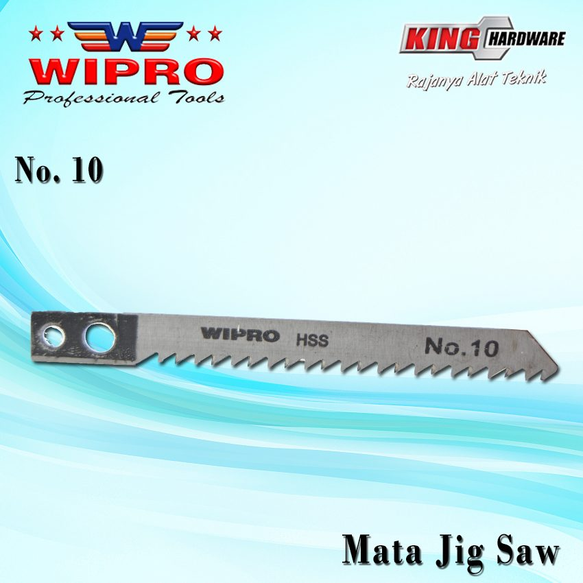 Mata Jig Saw Wipro No.10