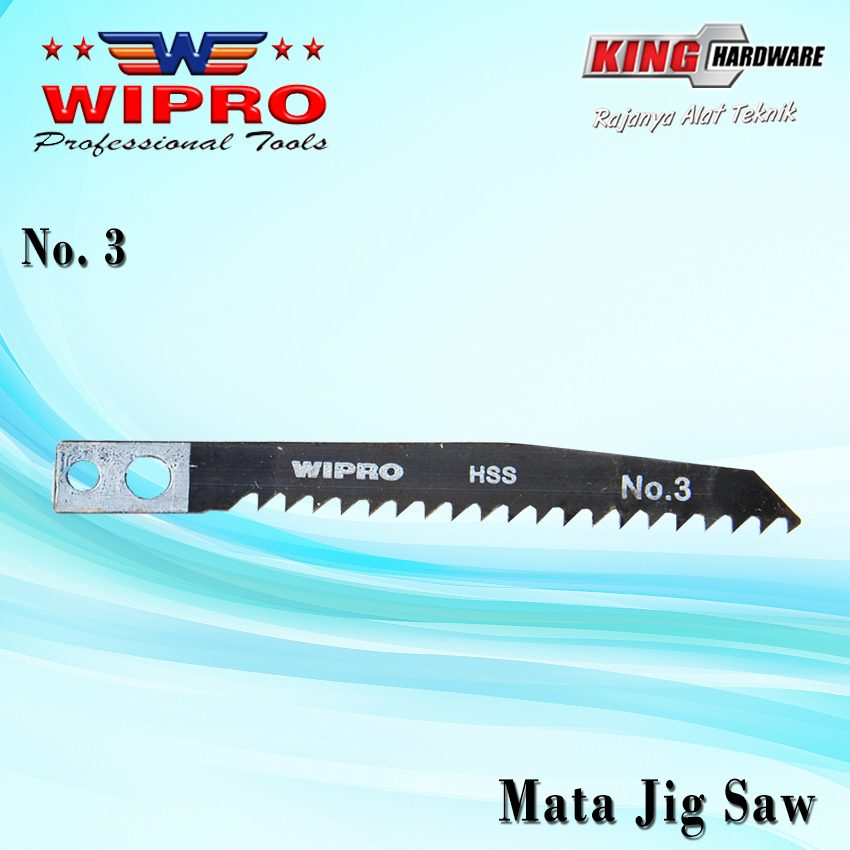 Mata Jig Saw Wipro No.3